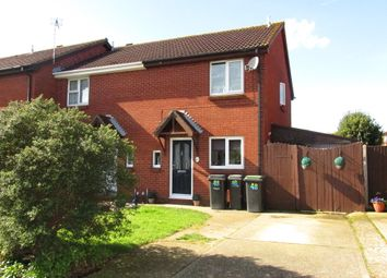 Thumbnail 3 bedroom end terrace house for sale in Cheriton Road, Gosport