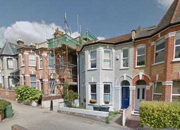 Thumbnail 3 bedroom flat to rent in Duckett Road, London