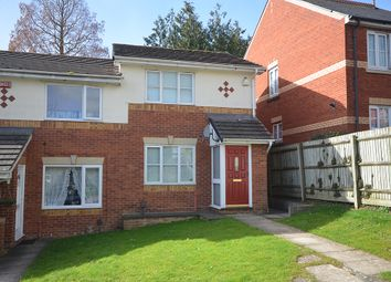 Thumbnail 2 bed end terrace house for sale in Excalibur Close, Chantry Fields, Exeter