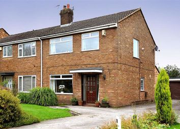 Thumbnail 3 bed semi-detached house for sale in Acton Avenue, Warrington, Cheshire