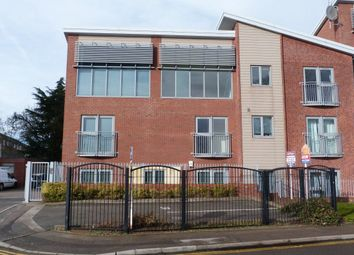 Thumbnail 1 bed flat to rent in Mandara Point, Drapers Fields, Coventry