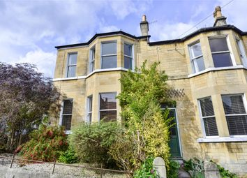 Thumbnail 4 bedroom terraced house for sale in Kensington Gardens, Bath, Somerset