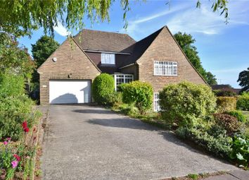Thumbnail 5 bedroom detached house for sale in Longlands, Charmandean, Worthing
