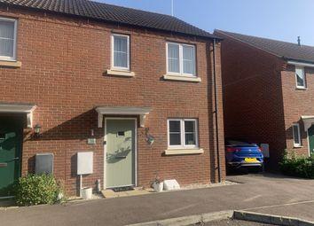 Kay Grove, Oakridge Park, Milton Keynes MK14. 2 bed semi-detached house