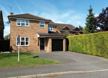 Thumbnail 4 bedroom detached house to rent in The Heyes, Ravenshead, Nottingham