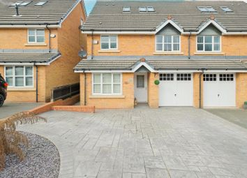 Thumbnail 3 bed semi-detached house for sale in Riverside View, Clayton Le Moors, Accrington