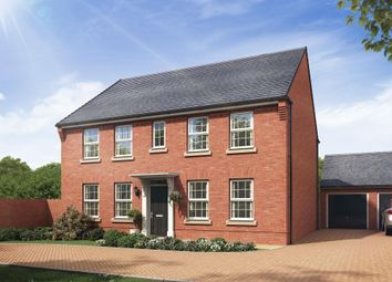 "Thumbnail 4 bedroom detached house for sale in ""Chelworth"" at Jessop Court, Waterwells Business Park, Quedgeley, Gloucester"
