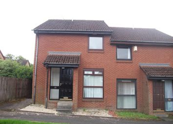 Thumbnail 1 bed end terrace house to rent in Alford Quadrant, Wishaw