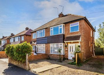 Thumbnail 3 bed semi-detached house for sale in Braycourt Avenue, Walton-On-Thames, Surrey