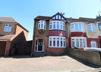 Thumbnail 3 bed semi-detached house for sale in Jackson Avenue, Rochester, Kent.