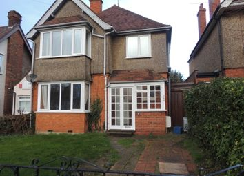 Thumbnail 3 bedroom detached house to rent in Queensway, Bletchley, Milton Keynes