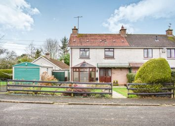 Thumbnail 3 bed semi-detached house for sale in Abbey Gardens, Antrim