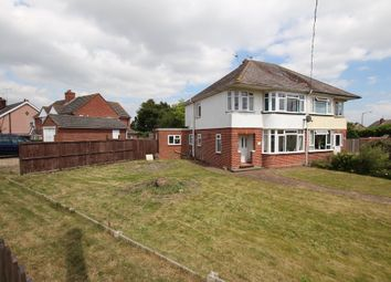 Thumbnail 3 bedroom semi-detached house for sale in Colchester Road, Lawford, Manningtree