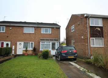Thumbnail 2 bed semi-detached house to rent in Kepier Chare, Crawcrook, Ryton
