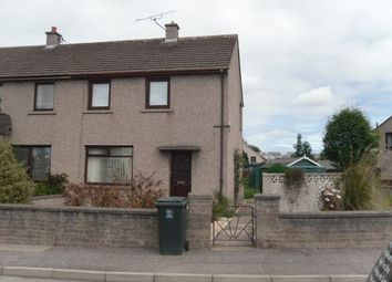 Thumbnail 2 bed semi-detached house to rent in Deanshaugh Terrace, Bishopmill, Moray, Elgin