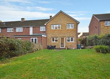 Oakley Road, Newbury RG14. 3 bed end terrace house for sale