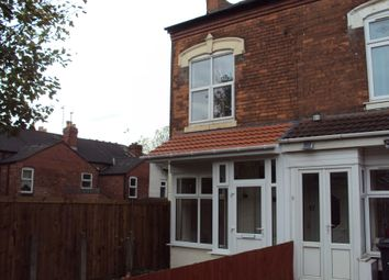 Thumbnail 2 bed end terrace house to rent in Clarence Road, Birmingham