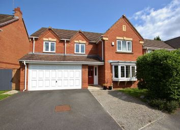 Thumbnail 5 bed detached house for sale in Millfield, Neston, Cheshire