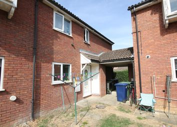 Thumbnail 2 bed terraced house to rent in Stubbs Close, St. Ives, Huntingdon