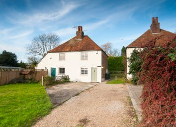 Thumbnail 1 bed semi-detached house for sale in High Street, Charing