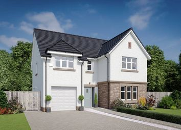 "Thumbnail 4 bedroom detached house for sale in ""The Colville"" at Newmills Road, Balerno"