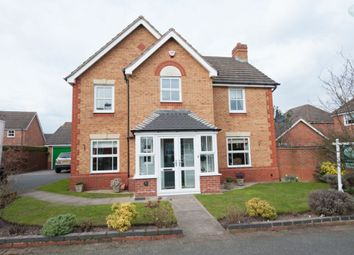 Thumbnail 4 bed detached house for sale in Yeomanry Close, Sutton Coldfield