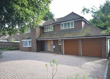 Thumbnail 5 bed detached house for sale in Ermyn Way, Leatherhead
