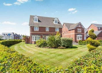 Thumbnail 5 bed detached house for sale in Savannah Place, Chapelford Village, Warrington, Cheshire