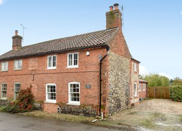 Thumbnail 1 bed cottage for sale in Front Street, Litcham, King's Lynn