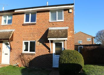 Thumbnail 3 bed end terrace house to rent in Crane Court, College Town, Sandhurst