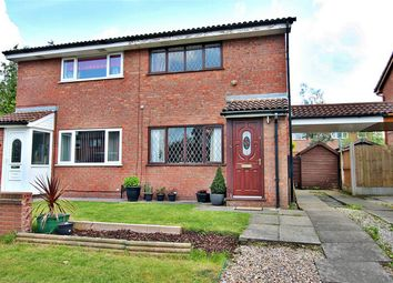 Thumbnail 2 bedroom semi-detached house for sale in Ashdown Lane, Birchwood, Cheshire
