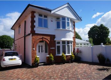 Thumbnail 4 bedroom detached house for sale in Exton Road, Bournemouth
