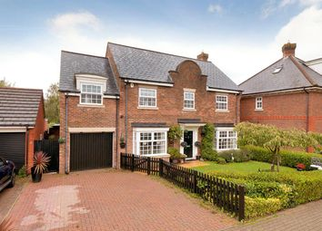 4 bed detached house for sale in Braeburn Way, Kings Hill, West Malling ME19