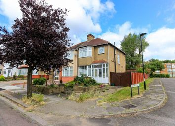 Thumbnail 3 bed semi-detached house for sale in Faversham Avenue, Enfield