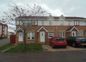 Thumbnail 2 bed terraced house for sale in Glendeveron Way, Carfin, Motherwell