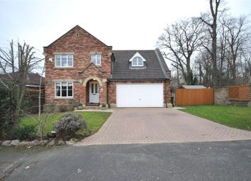 Thumbnail 4 bed detached house for sale in Oaklands Drive, Adel, Leeds