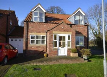 Thumbnail 3 bed detached house for sale in The Meadows, Brandesburton, East Yorkshire