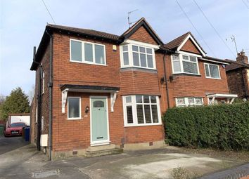 3 bed semi-detached house for sale in Marsden Road, Romiley, Stockport SK6