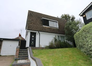 Thumbnail 3 bed detached house for sale in Rook Road, Wooburn Green, High Wycombe, Buckinghamshire