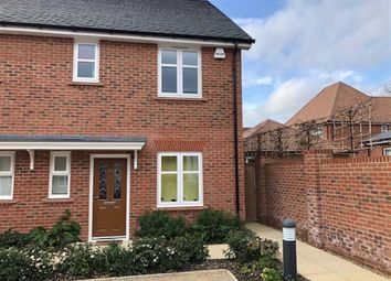 Thumbnail 3 bed semi-detached house for sale in Huntley Mews, Southwater, Horsham, West Sussex