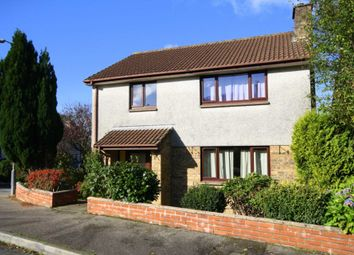 Thumbnail 4 bed detached house for sale in Trelawney Rise, Callington