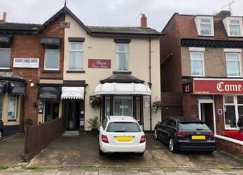 Thumbnail Hotel/guest house for sale in Ascot Guest House, 87 Hornby Road, Blackpool, Lancashire