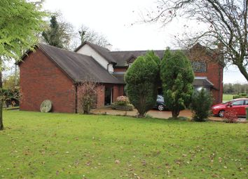 Thumbnail 4 bed detached house for sale in Saverley Green, Stoke-On-Trent