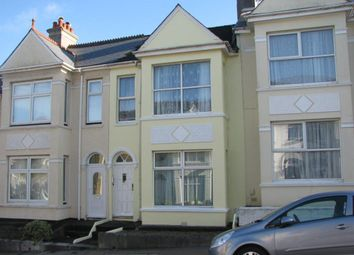 Thumbnail 1 bed flat to rent in Trelawney Road, Plymouth, Devon