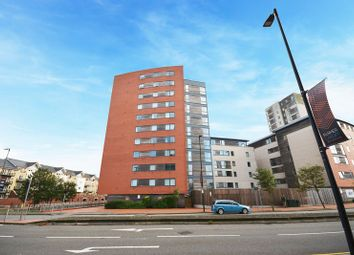 Thumbnail 1 bedroom flat for sale in Sirius House, Falcon Drive, Cardiff Bay