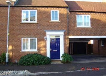 Thumbnail 3 bed property to rent in Brookfield Way, Lower Cambourne, Cambourne, Cambridge