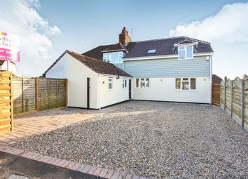 Thumbnail 4 bed semi-detached house for sale in Primrose Crescent, Thorpe St. Andrew, Norwich