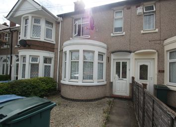 2 bed terraced house to rent in Briton Road, Coventry CV2