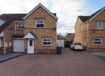 Thumbnail 2 bed semi-detached house to rent in Kingfisher Court, Bolsover, Chesterfield