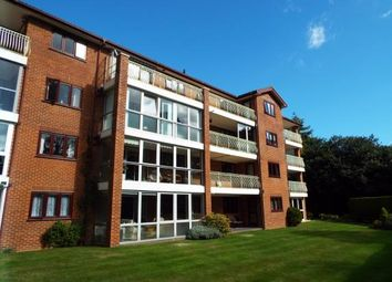 Thumbnail 3 bedroom flat for sale in 46 West Cliff Road, Bournemouth, Dorset